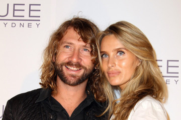 Daimon Downey Celebs at the Marquee Grand Opening in Sydney