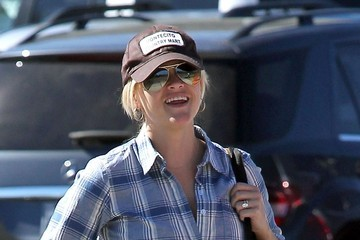 Reese Witherspoon Soccer mom Reese Witherspoon is spotted watching her son Deacon play a game at a park in Los Angeles