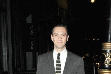Reg Traviss Celebs Out Late in London