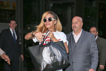 Rihanna Rihanna Keeps It Casual in NYC