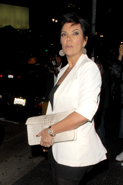Robert Kardashian Jr. Mom Kris