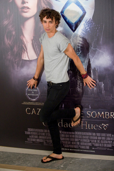 'The Mortal Instruments' Stars Pose in Madrid — Part 2 ...
