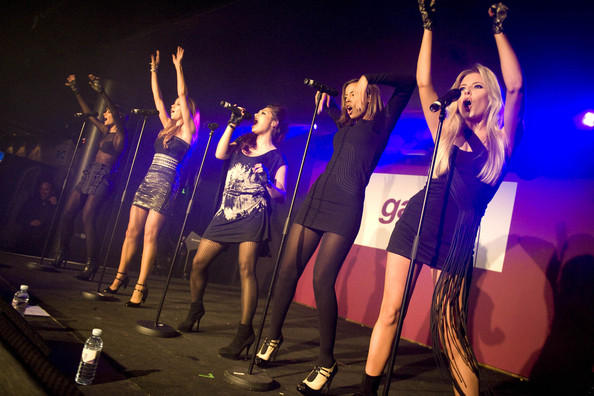 Pixie Lott performs at Galaxy Radio's First Birthday party in Glasgow