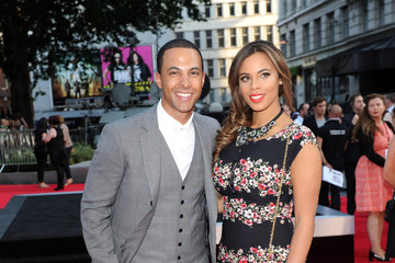 Rochelle Wiseman One Direction's Concert Film Draws Crowds in London