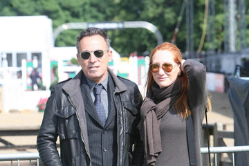 Latest Pictures Of Patti Scialfa And The Boss At Their