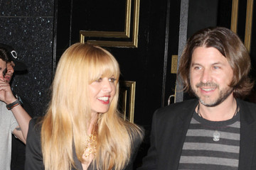 Rodger Berman Rachel Zoe Enjoys a Late Night With Her Husband