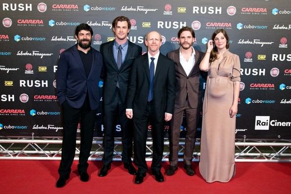 'Rush' Premieres in Rome — Part 2