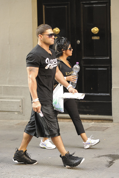 jersey shore season 4 italy filming. #39;Jersey Shore#39; Stars Film in
