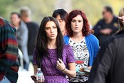Rumer Willis Jessica Lowndes Photos Photo