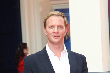Rupert Penry-Jones Celebs Arrive for 'Charlie and the Chocolate Factory'