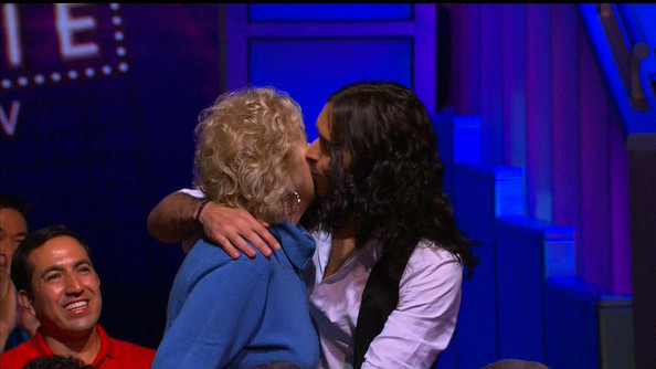Russell Brand - Rosie O'Donnell Back on TV