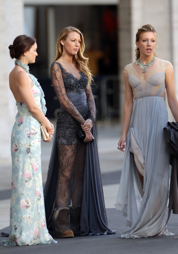 blake lively and katie cassidy photos photos sam page
