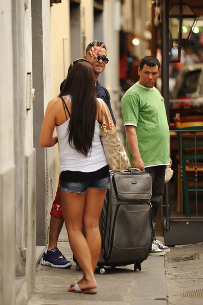 'Jersey Shore' Stars in Florence