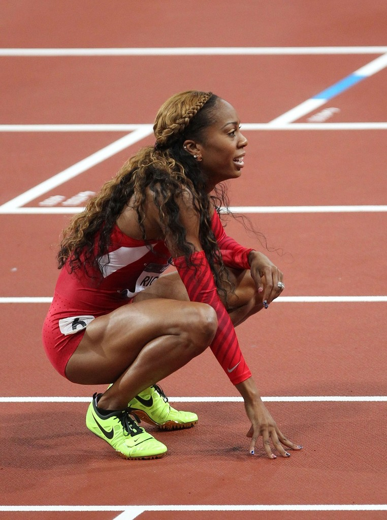 Sanya Richards-Ross 5 Olympic medals naked (26 photo) Erotica, iCloud, legs