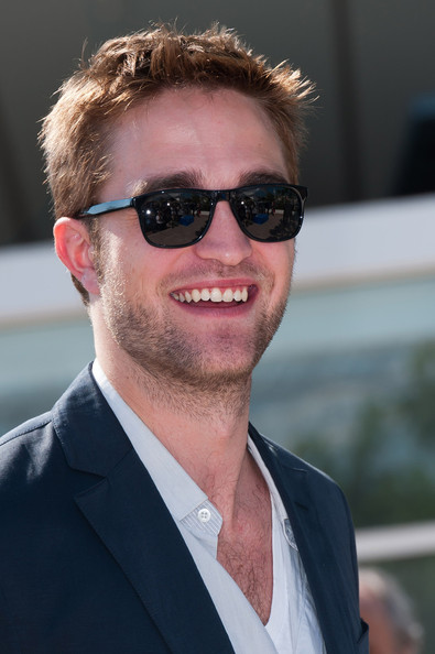 "Robert Pattinson at the photocall for the film ""Cosmopolis"" at the 65th Cannes International Film Festival."