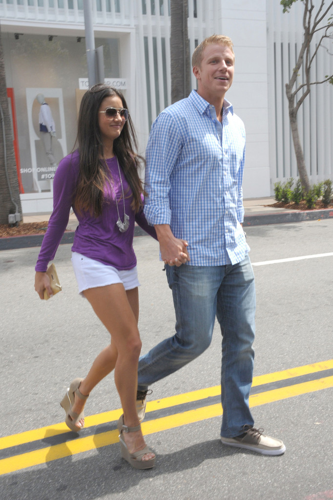 Sean Lowe In Sean Lowe And Catherine Giudici Take A Walk