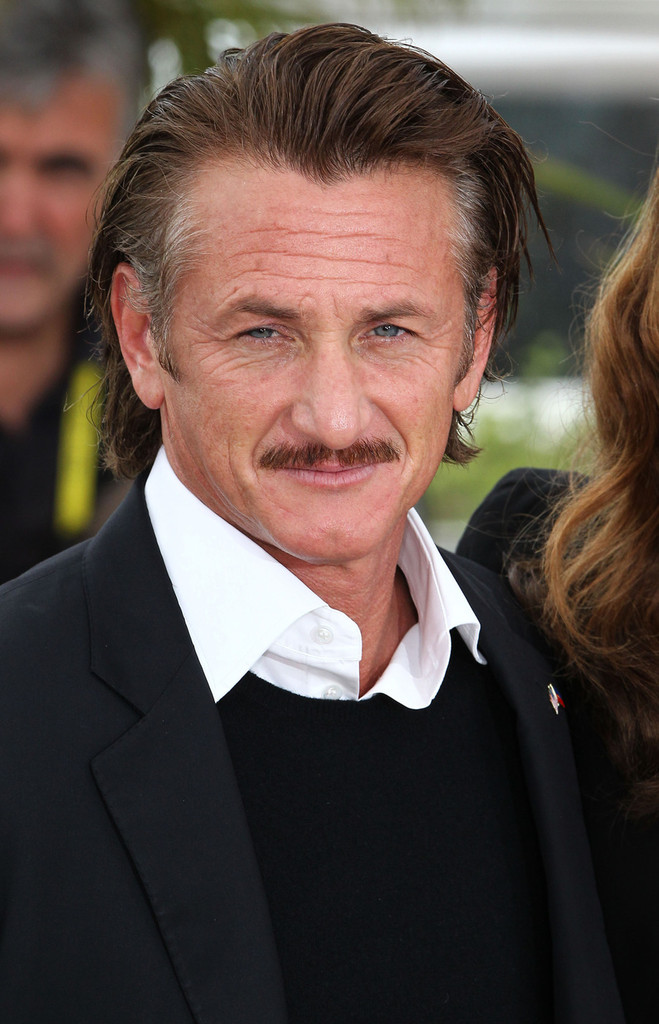 Sean Penn in Celebs at...