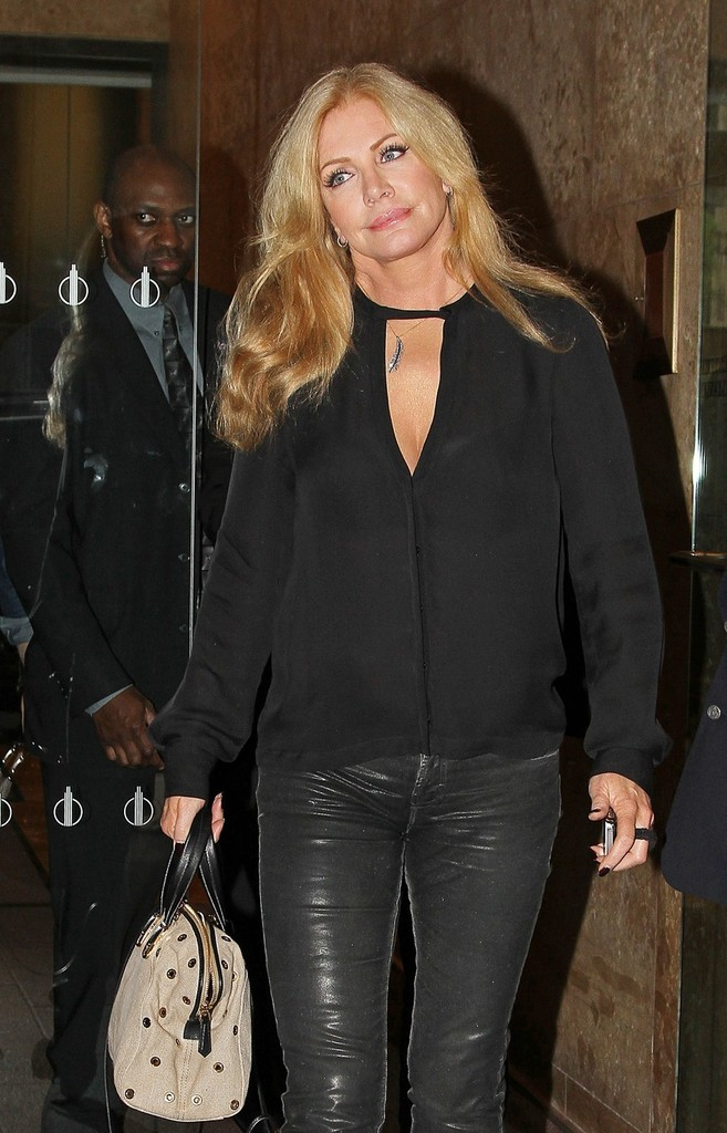 shannon tweed photos photos shannon tweed and gene