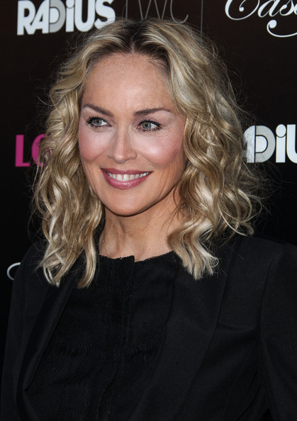 Sharon Stone - 'Lovelace' Premieres in Hollywood — Part 2