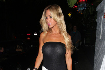 Shauna Sand Shauna Sand Leaves Chateau Marmont — Part 2