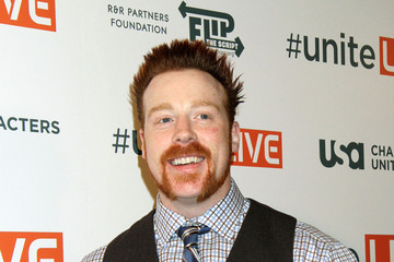 Sheamus Arrivals at 'UniteLIVE' in Las Vegas