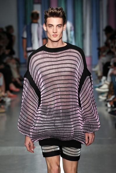 London Men Fashion Week 2014 The Sibling Runway Show