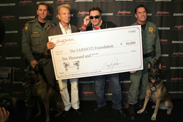Siegfried Fischbacher Siegfried & Roy at an Event in Vegas