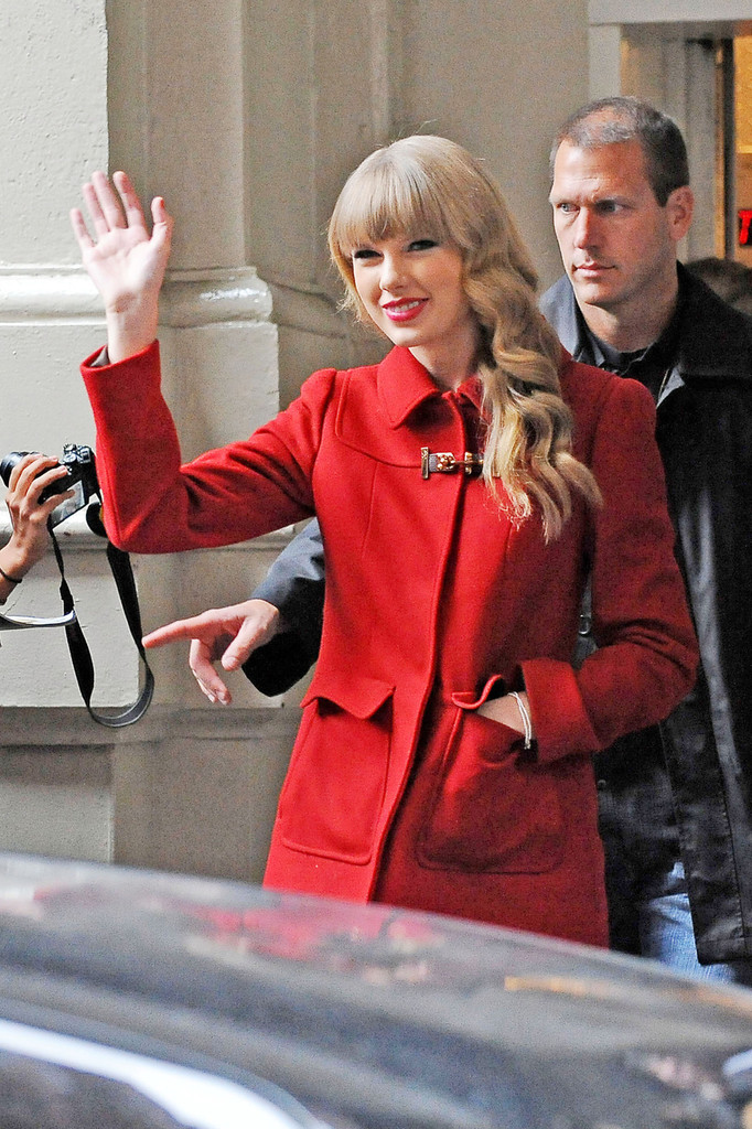 how to get taylor swift waves