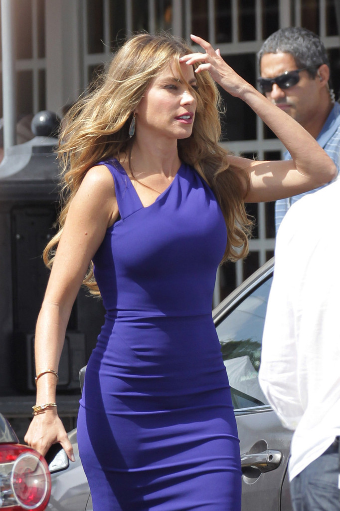 sofia vergara films chef zimbio