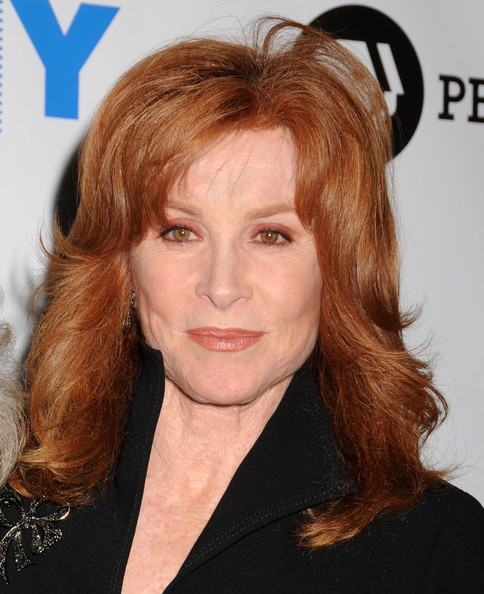 Stephanie Powers - Pioneers of Television Photocall in New York