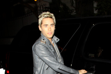 Jared Leto Stephanie Pratt at the MTV VMA Afterparty at Chateau Marmont in Los Angeles