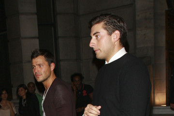 Mark Wright James Argent Mark Wright and James Argent Out in LA