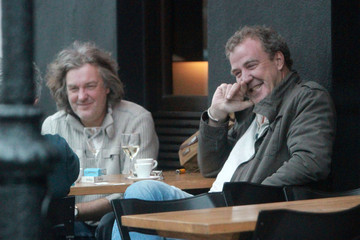 Jeremy Clarkson James May The 'Top Gear' Hosts on Notting Hill