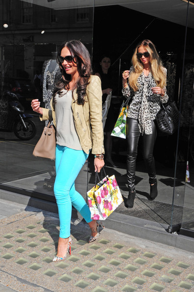 Tamara Ecclestone - Tamara and Petra Ecclestone Shop Together
