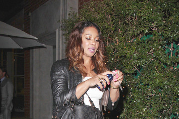 Tamara Jones Tamara Jones Out Late in Beverly Hills