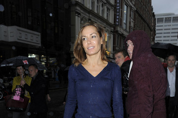 Tara Palmer Tompkinson Celebs Head to the West End Theatre in London — Part 2
