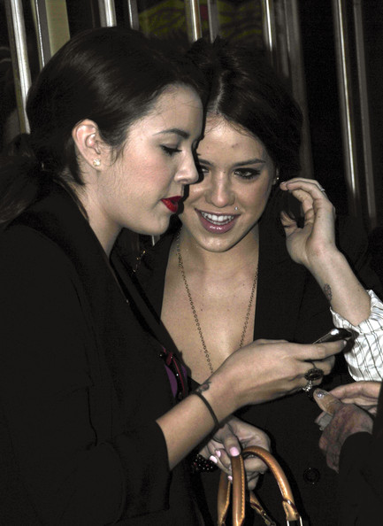 Tess Taylor Pictures -... Alexis Neiers And Tess Taylor 2014