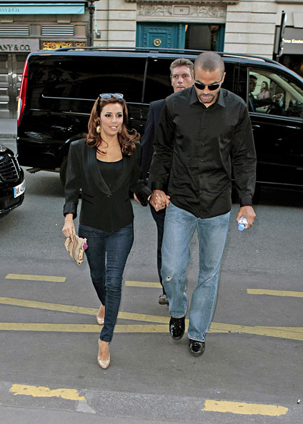 Eva Longoria couple