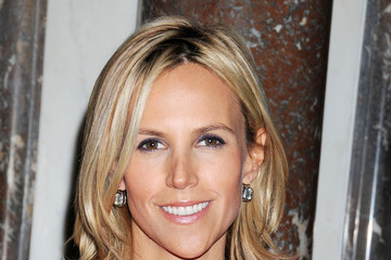 Tory Burch Tory Burch Leaves the Pierre Hotel in New York City