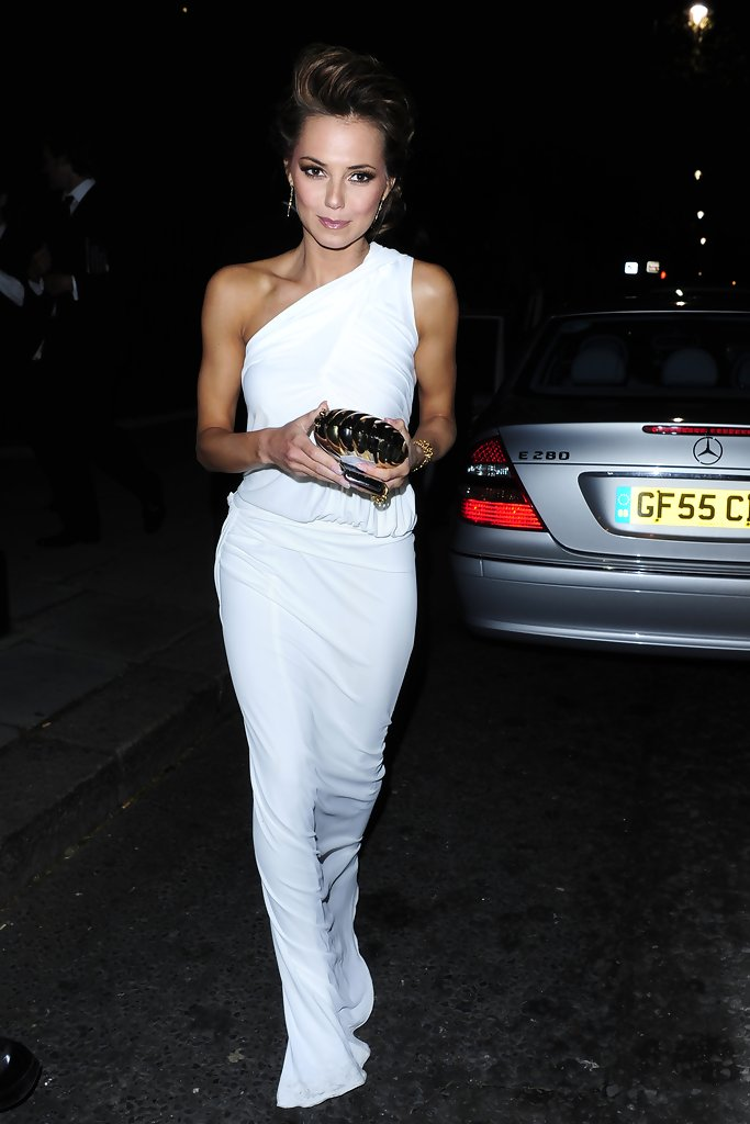 Kara Tointon Kara Tointon Photos Ashley Banjo At The Bafta Aftershow Party Zimbio