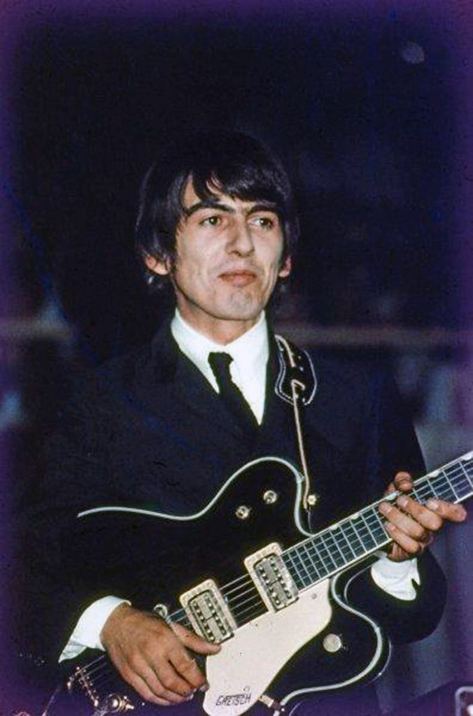 Old Color Photos Of The Beatles