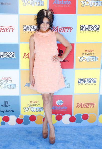 Vanessa Hudgens - Celebs at the Variety's Power Of Youth