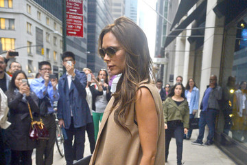 Victoria Beckham Victoria Beckham Shops in NYC — Part 2