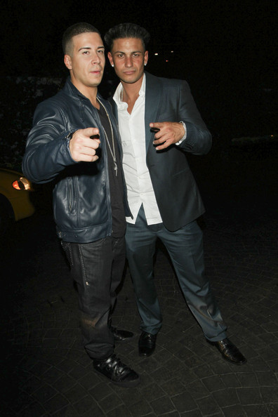 vinny and pauly d. Pauly D and Vinny Join Snooki