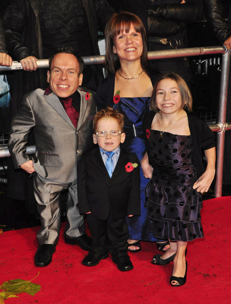 "Warwick Davis Photos - World Premiere of ""Harry Potter and the ..."