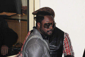 will.i.am Will.i.am at Fountain Studios