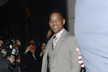 Will Smith Alfonso Ribeiro Celebs Get Dinner at Hakkasan in London — Part 2