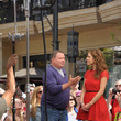 Maria Menounos and William Shatner Photos
