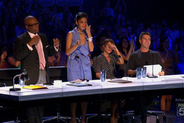 Paula Abdul Cheryl Cole Moments From 'The X Factor'
