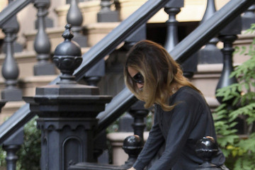 Sarah Jessica Parker Tabitha Sarah Jessica Parker and Tabitha out in NYC